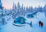 Helsinki, Finland Igloo & Northern Lights Expedition